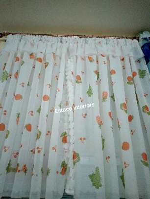 kitchen curtains image 4