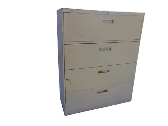 Staples Lateral File Cabinet image 1