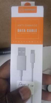Fast charger data cables image 1