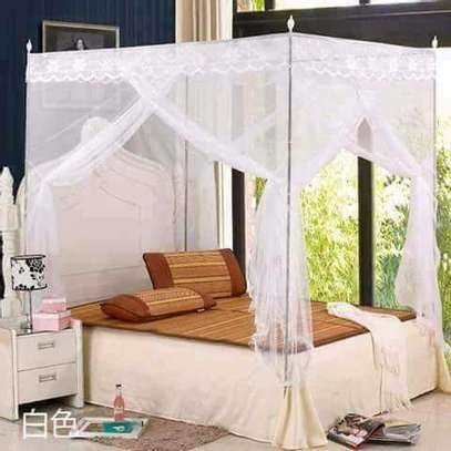 four stand mosquito net image 1