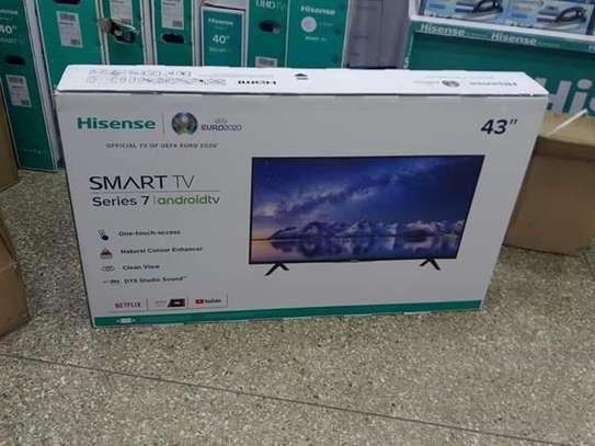 43 Hisense smart Android full HD TV series 7 image 1