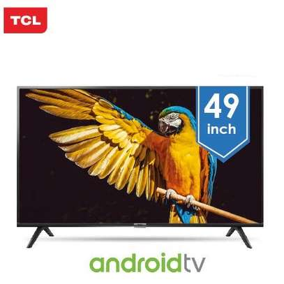 """TCL 49"""" Inch Smart Android TV image 1"""