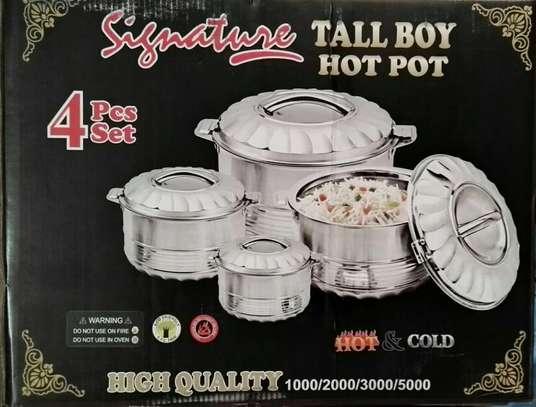 Signature tall boy hotpot image 1