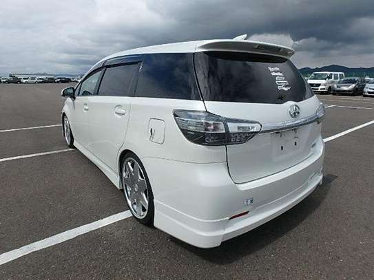 TOYOTA WISH NEW MODEL, FACELIFTED TO 2017, SPORTS EDITION image 7
