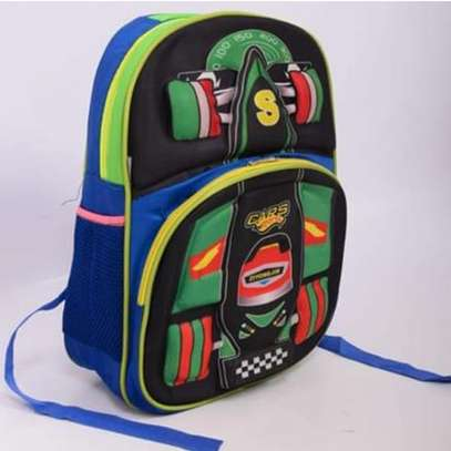 Speed multi-color bagpack