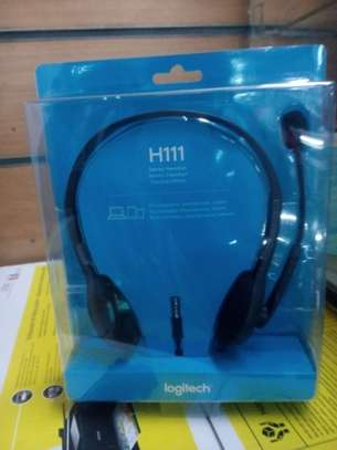 Logitech H111 headphone image 1