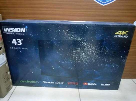 43 inch Vision Smart UHD 4K TV image 1