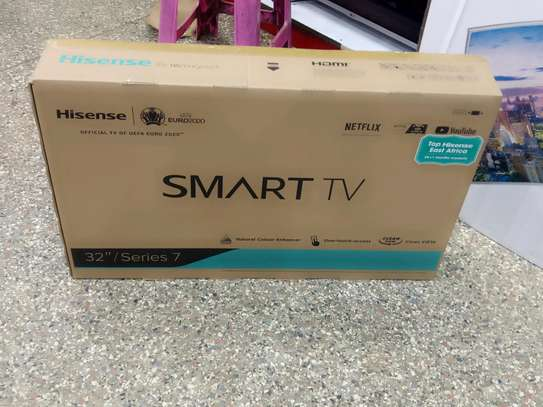 Hisense Android smart 32 Inch TV Brand New