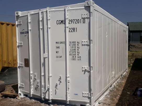 20FT Refregerated Container image 3