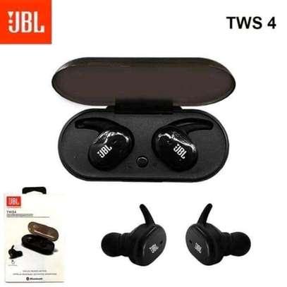 Jbl bluetooth earbuds image 1