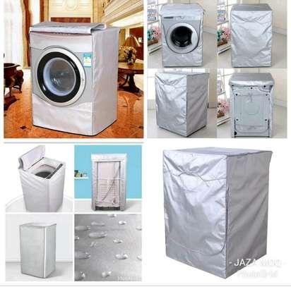 Washing machine cover image 1
