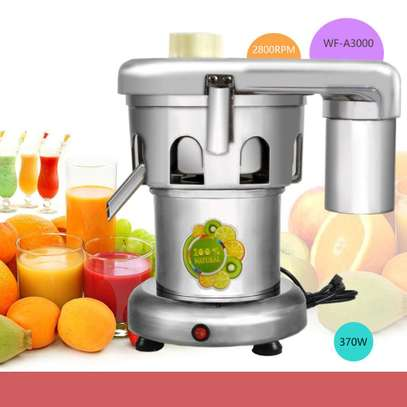 Commercial Fruit Juicer Electric Juice Extractor Orange Electric Fruit Squeezer image 5