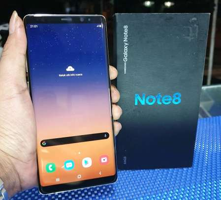 samsung galaxy note 8 256gb image 1
