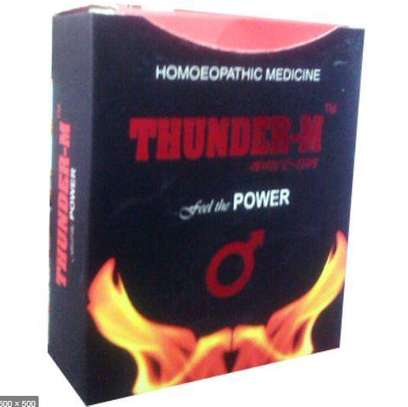 Thunder M Tabs(For Low Libido And ED) image 1