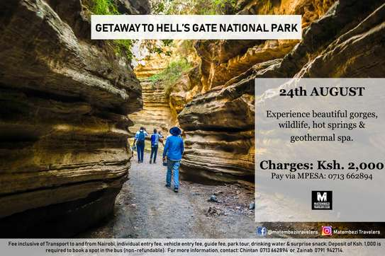 Hell's Gate Day Trip