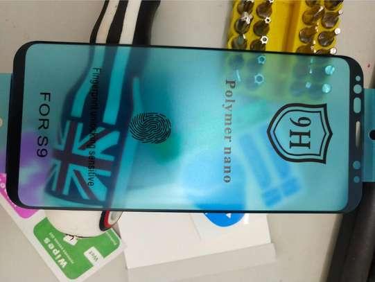Ceramic Full 5D Glass Protector Flexible Anti-Break,Anti-Fingerprint for Samsung S9 S9 Plus image 7
