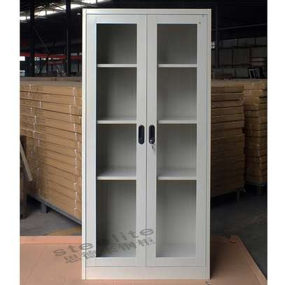 Two door filling cabinets image 3