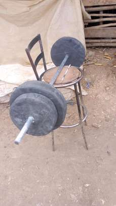 GYM WEIGHTS AND EQUIPMENT S