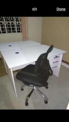 1.2 Meter Office Desk & Chair image 3