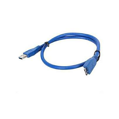 USB 3.0 TO MICRO USB 3.0 EXTERNAL HDD HARD DRIVE DISK CABLE