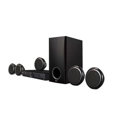 LG Home Theatre DH3140 - 300Watts - 5.1 Channel