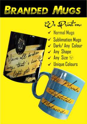Branded Mugs in Nairobi, Kenya for Ksh 300/- Only image 2