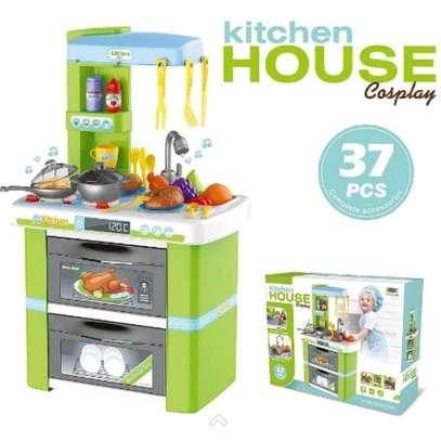 Kitchen playset 7.5cx image 1