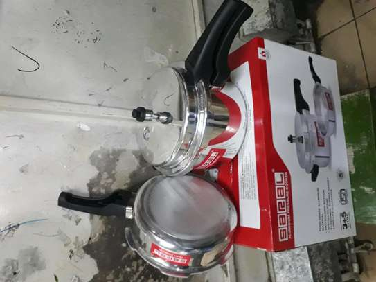 Combo Pressure cooker/5litre saral Pressure cooker/Pressure cooker image 1