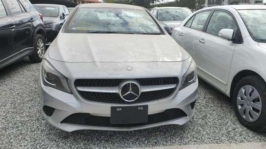 Mercedes-Benz CLA-Class image 3