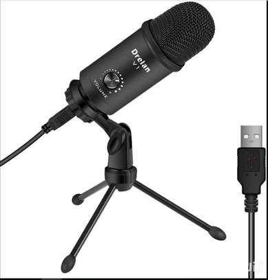 Podcast Microphone With USB Connection image 1