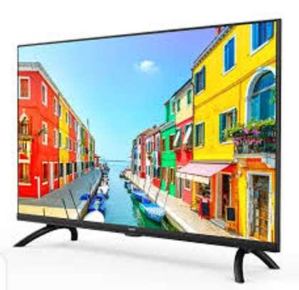Syinix 32 inches Frameless Android Smart Digital TVs image 1
