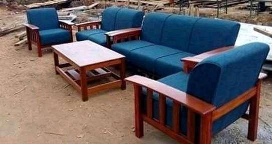 Durable Beautiful Modern 5 Seater Skeleton Sofa image 1