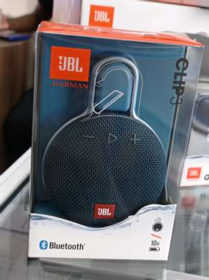 JBL Clip 3 Speaker brand new and sealed in a shop image 1