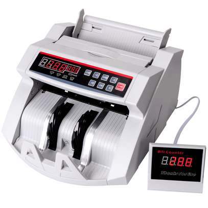 Multi-country foreign currency counting machine small portable currency checker image 1