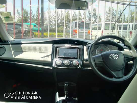 Toyota axio 2012 edition new image 5