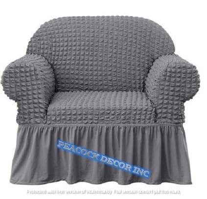 Stretch Spandex Sofa Cover image 7