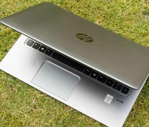 "HP EliteBook Folio 1040 G1{TOUCH SCREEN} 14""  Intel Core i5  8GBRam 256GB SSD Windows 10 Pro image 1"