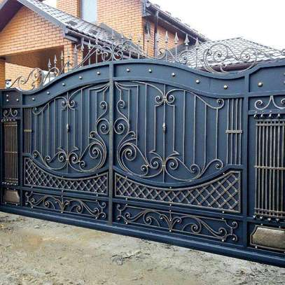 Security gates and grills