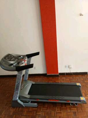 Commercial treadmill image 1