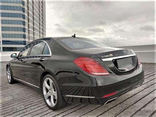 Mercedes Benz - S-Class image 7