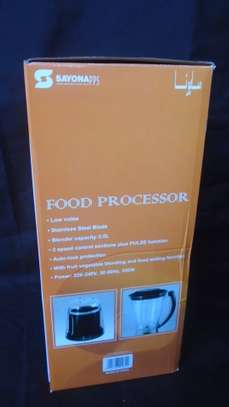 2 in 1 Blender with Grinding Machine 1.5L SAYONA image 3