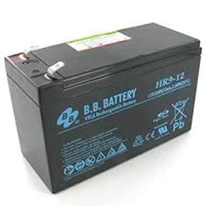 CSB ,UASA, panasonic,Guston,Jacob 12V 7.2Ah UPS battery. image 2
