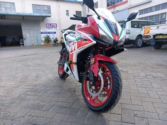 New Jincheng 150cc Sports Bike image 3