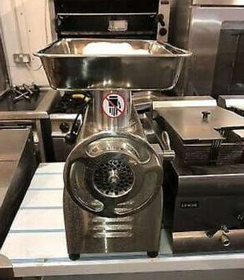 M32 Automatic High Quality Electric Commercial Meat Mincer