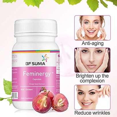 Feminergy Capsules; 60 capsules/bottle, by BF Suma image 1