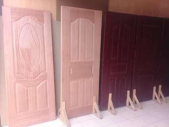 Panel/Flush doors(Veneered) image 1