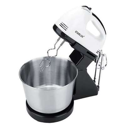 Starlux electric hand mixer.