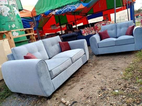 A light grey sofa image 1