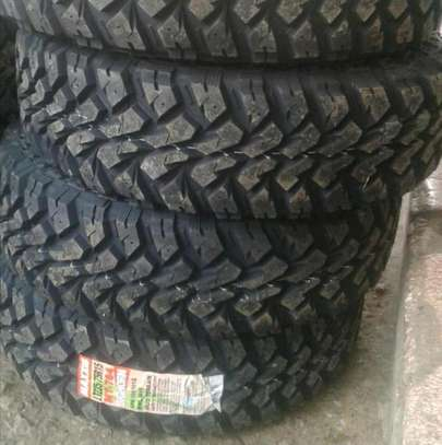 BIGHORN 265/75r16 Mt 10 P.R MAXXIS TYRES image 1