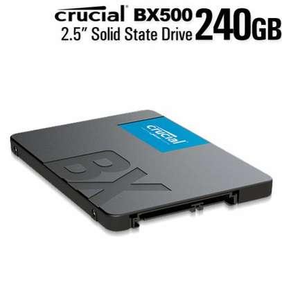 Crucial BX500 240GB 2.5 Inch SATA 3 Internal SSD image 3